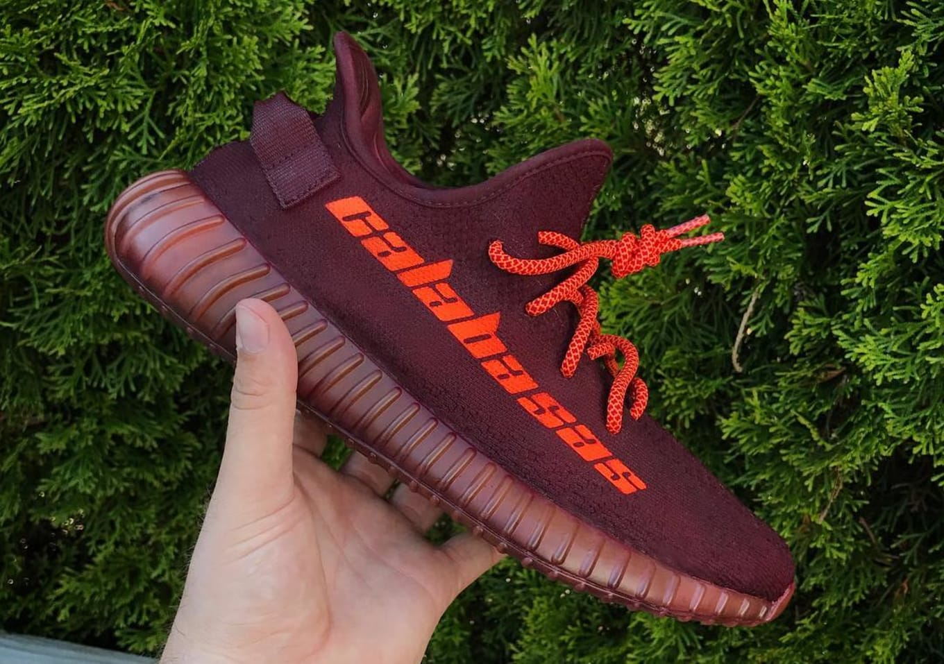 a28360d1f Adidas Yeezy Boost 350 Calabasas Customs by Mache