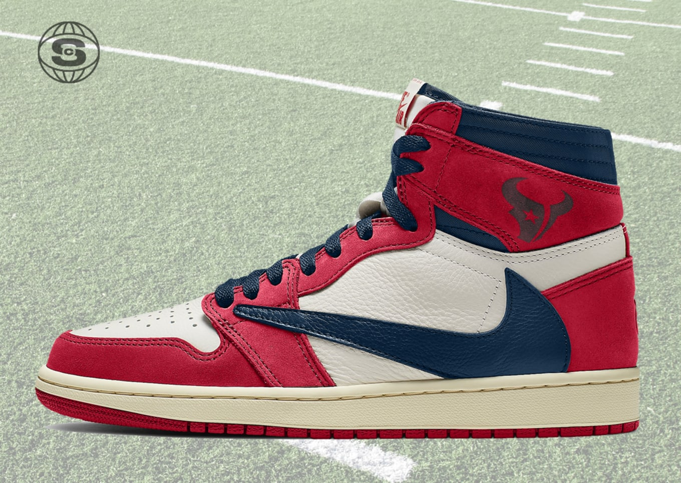 on sale fa2eb d0651 Sneakers Inspired by NFL Teams | Sole Collector