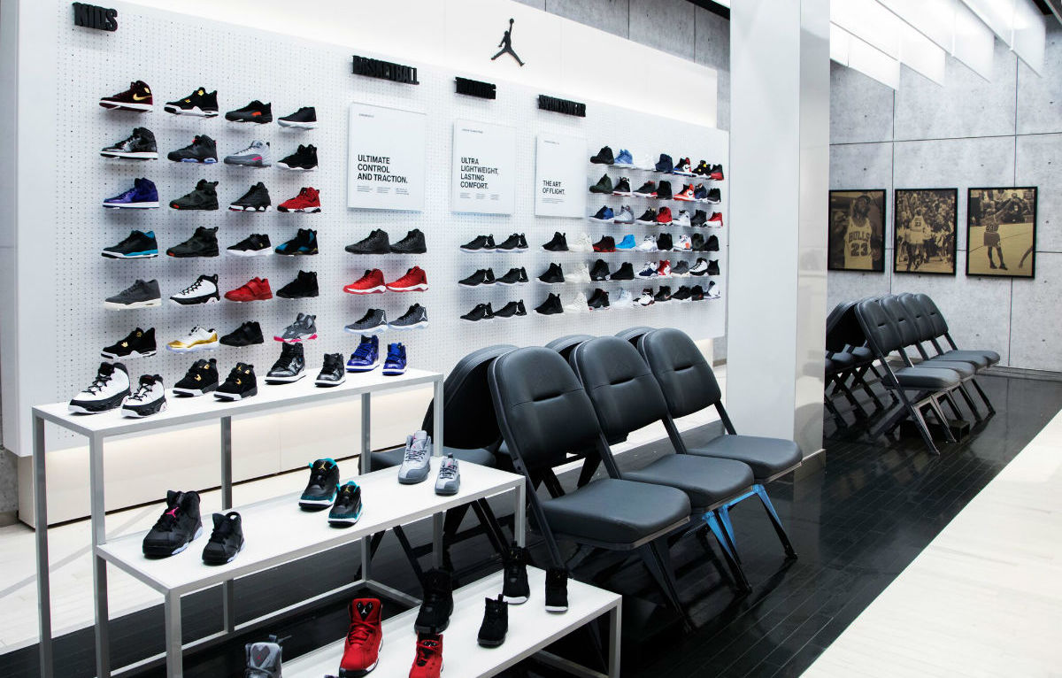 Footaction Flight 23 Brooklyn Store Sole Collector