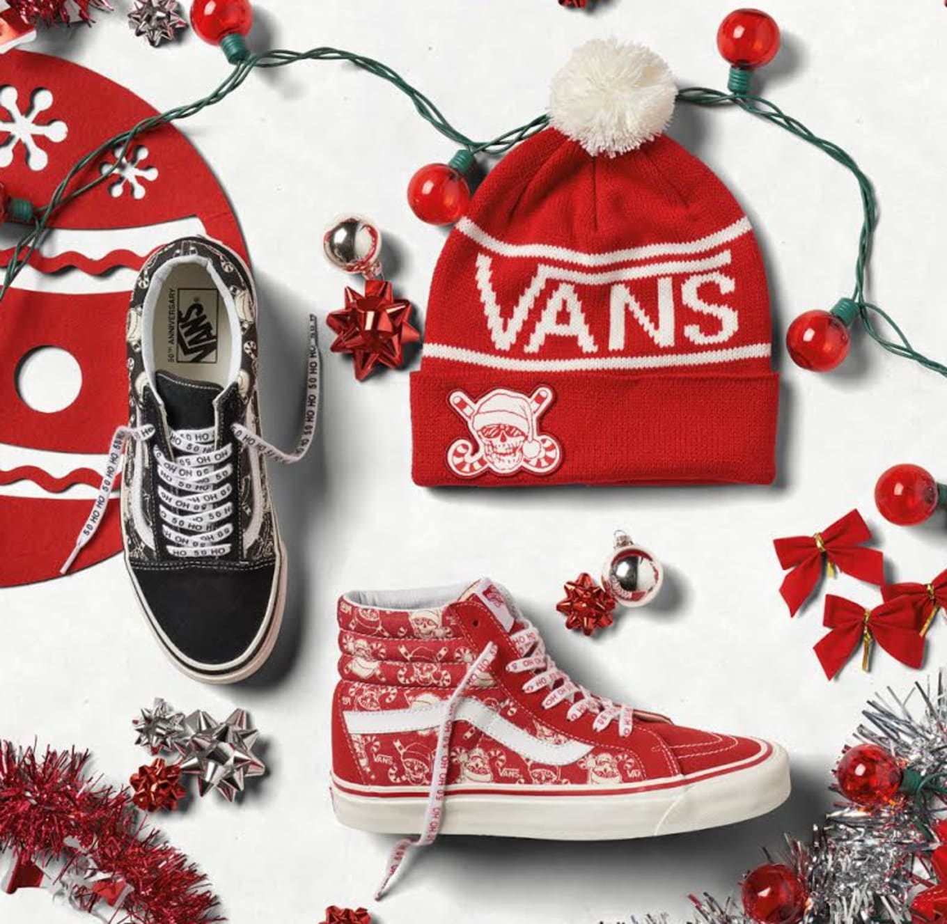 Vans Van Doren Holiday 2016 Collection | Sole Collector