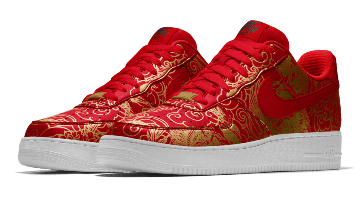 Chinese Air Force 1 Shoes