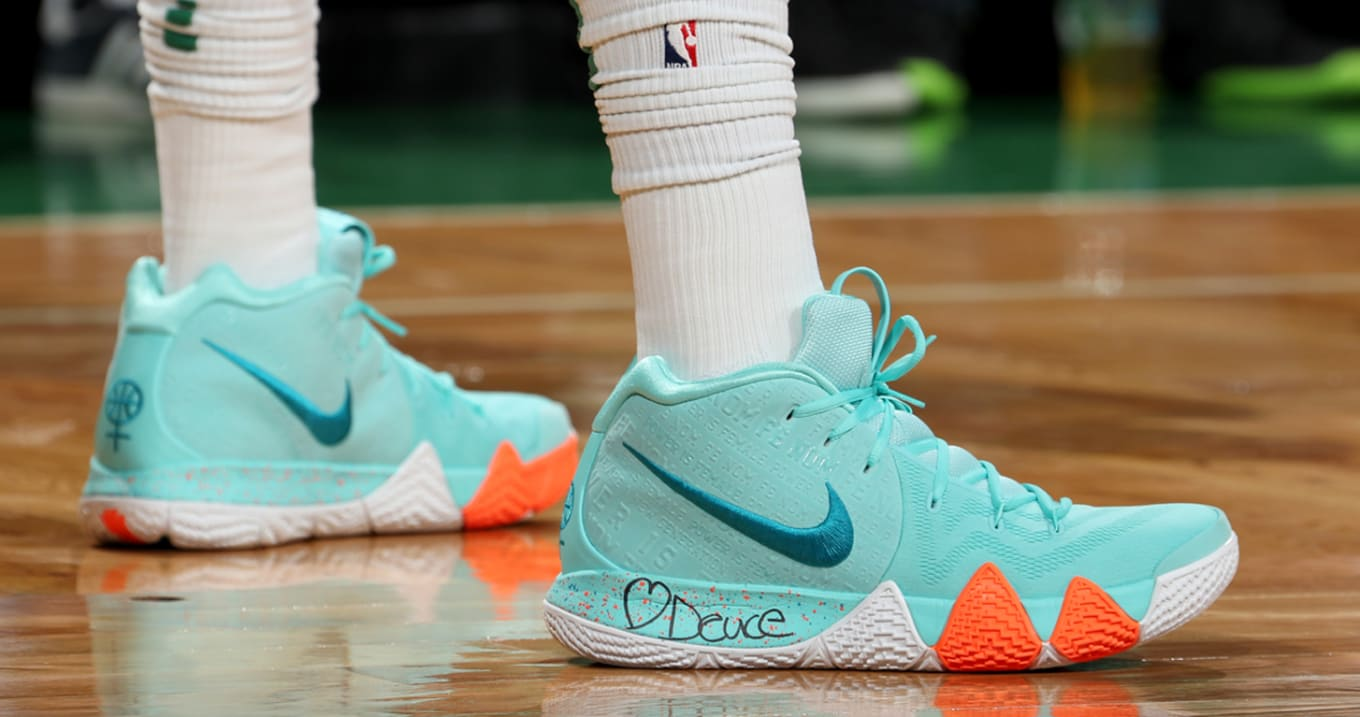 size 40 66368 d337f Nike Kyrie 4 Power Is Female | Sole Collector