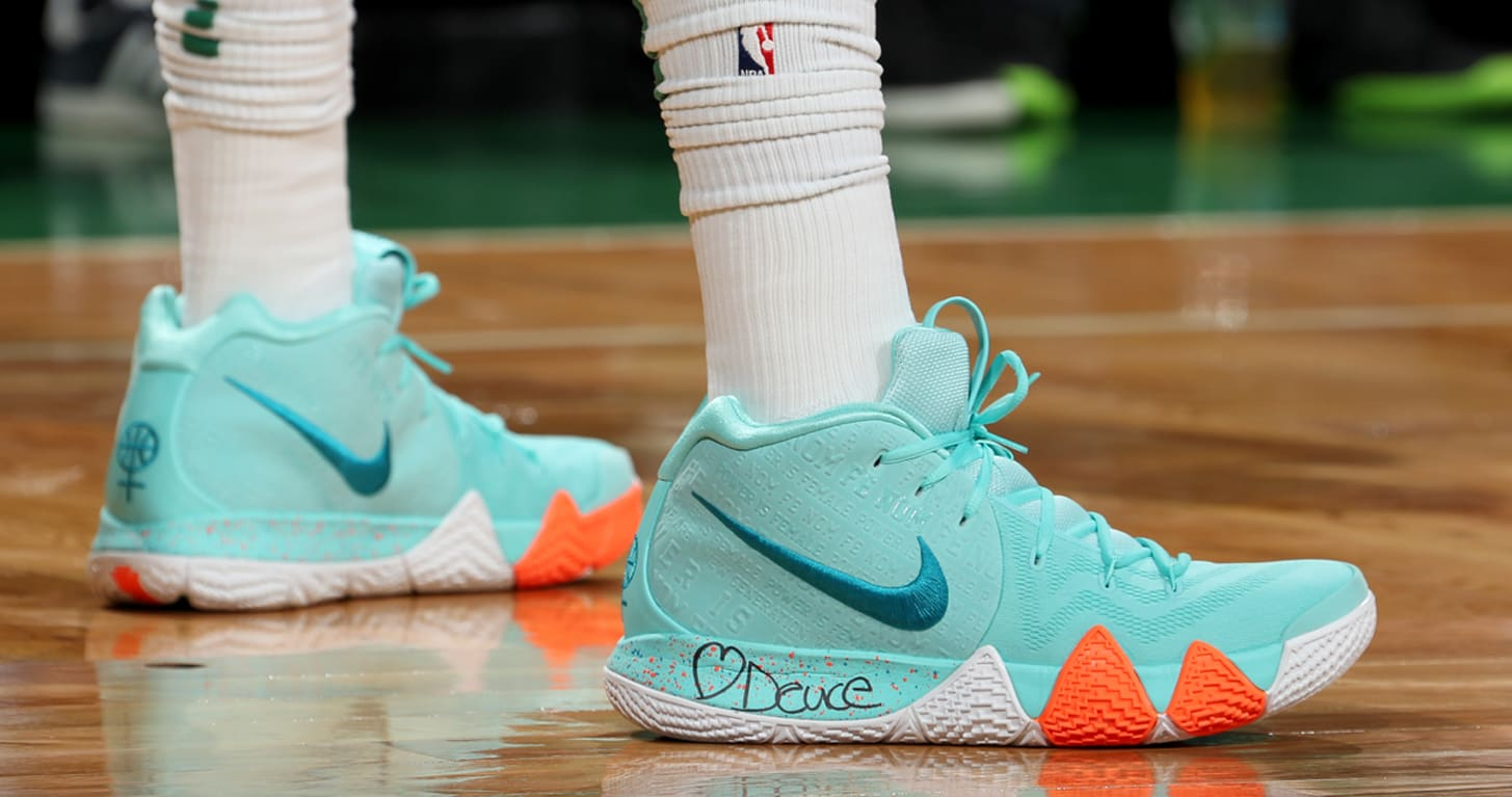 5ff682a626cc ... ireland nike kyrie 4 power is female sole collector 0feee 12427