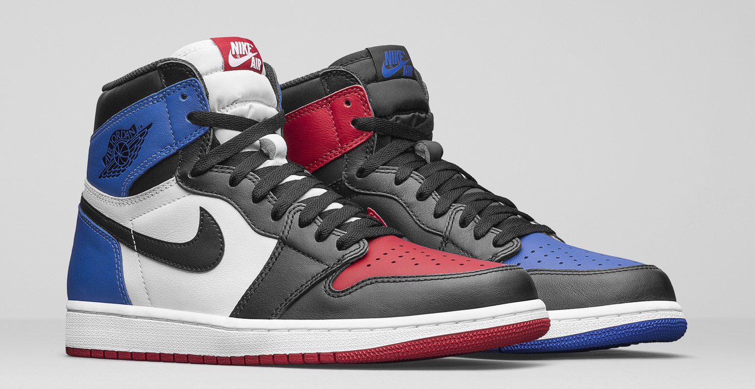 Air Jordan 1 Retro High OG 555088-015 Release Date | Sole ...