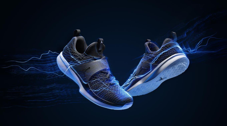 Image via Jordan Brand. Jordan Brand is adding another training shoe ... ed1b18517