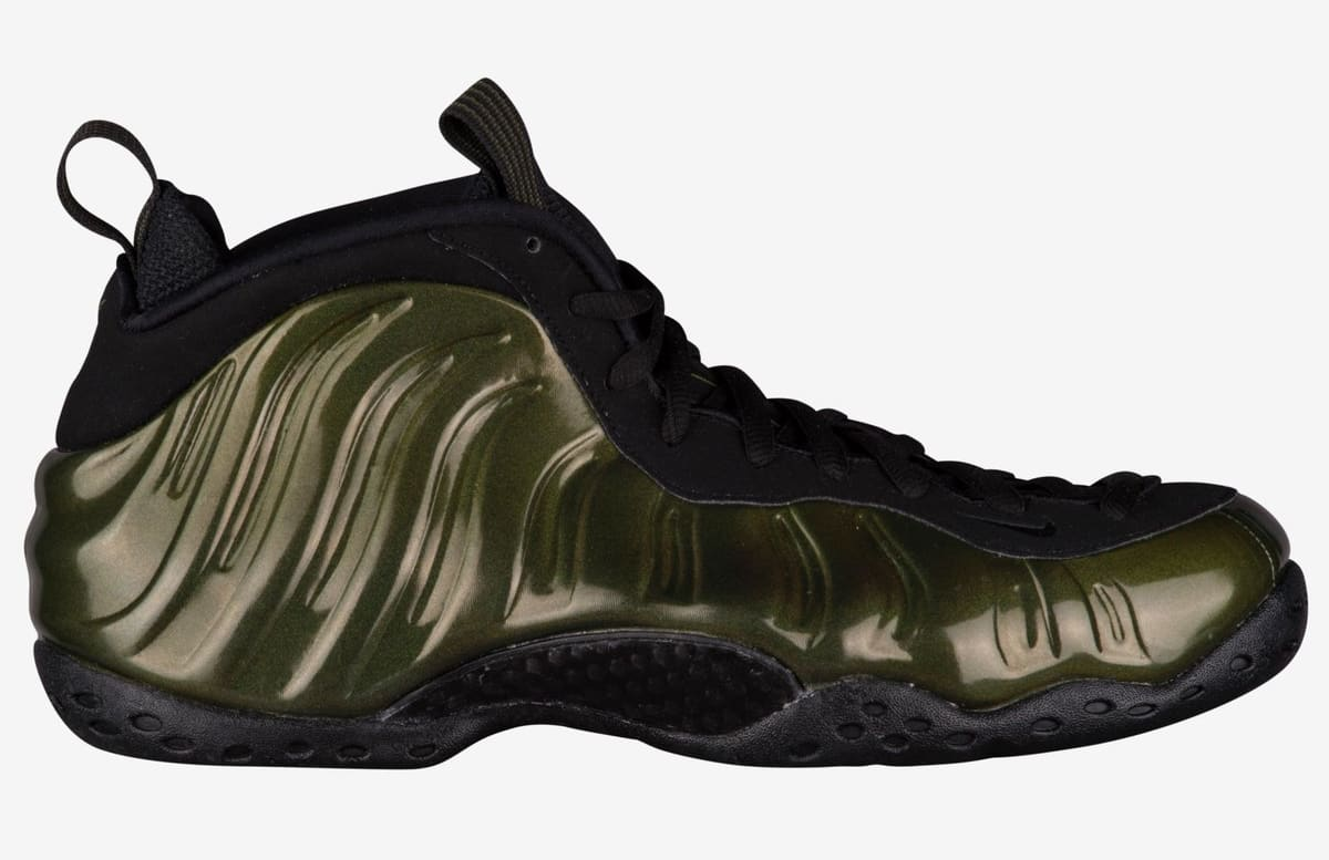 Nike foamposite release dates in Perth