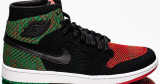 ffcd34fa8e2 The 2018  BHM  Air Jordan 1 Will Be Made of Flyknit