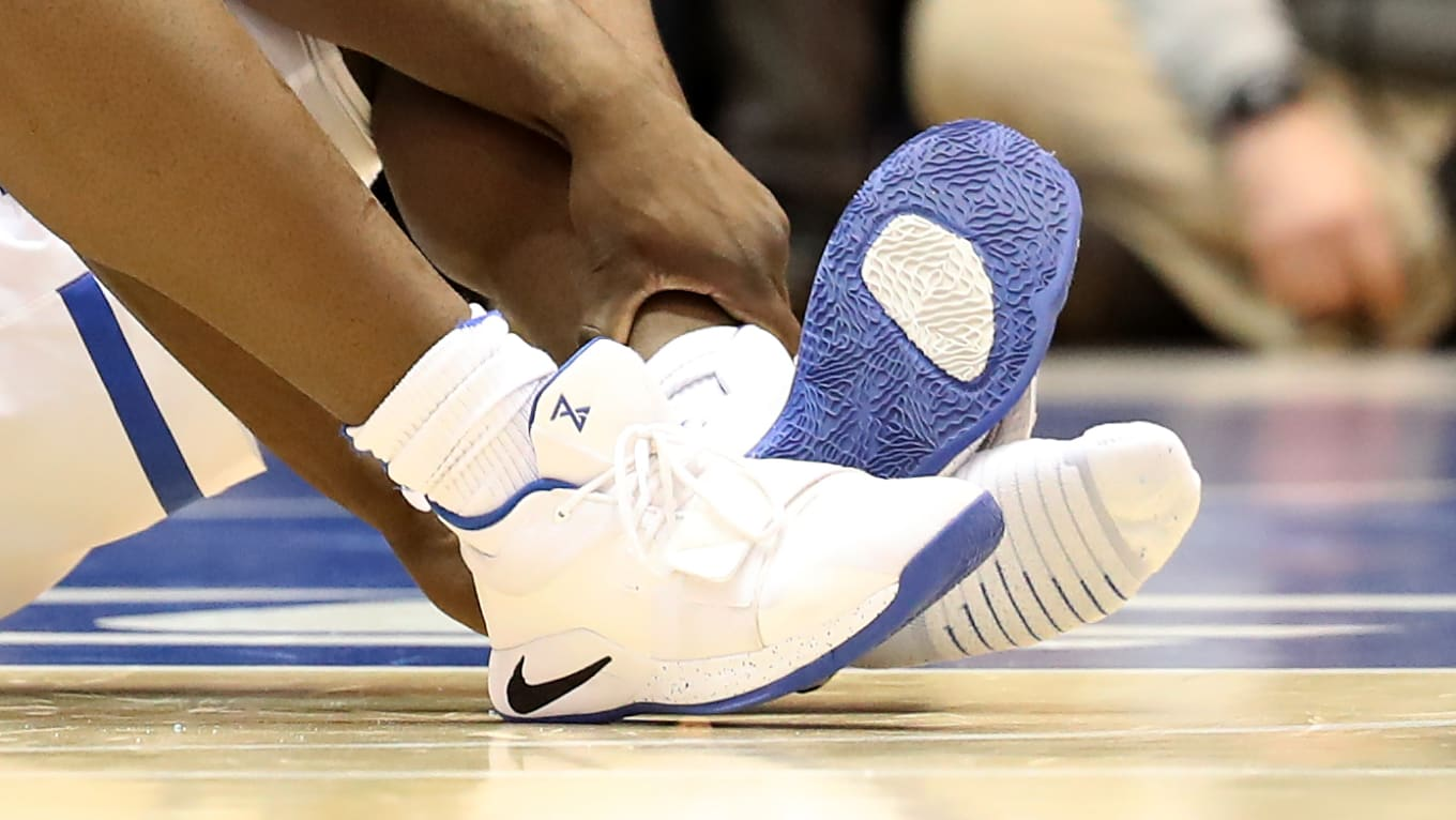 e03062b6af5 ... Zion Williamson s Infamous Sneaker Blowout. The latest comments from  Kasper Rorsted.