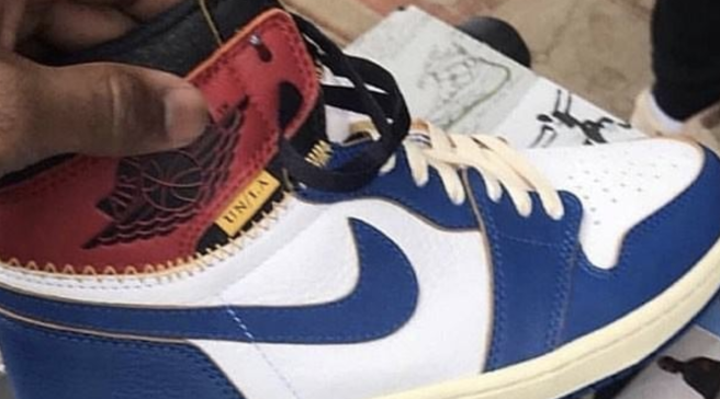 check out f666f 8108d ... spain is there another union x air jordan 1 collab 77d59 9f815