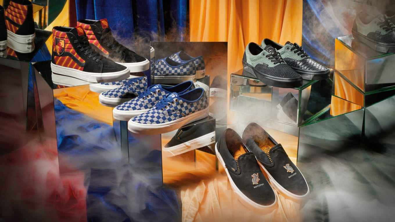 Harry Potter x Vans Collection Release Date   Sole Collector