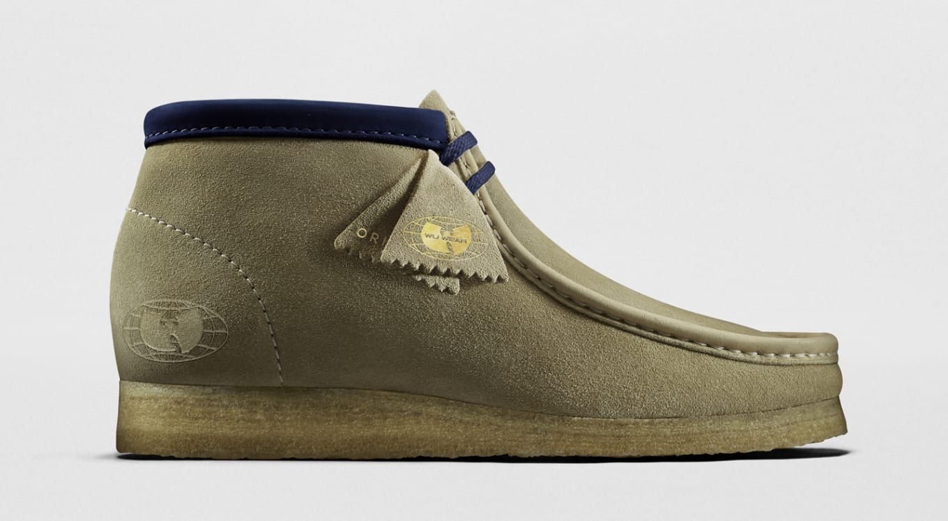2145b6991 Wu-Tang Clan Is Finally Collaborating With Clarks Originals