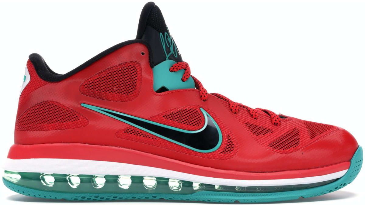 The Nike LeBron 9 Low 'Liverpool' Returns This Year