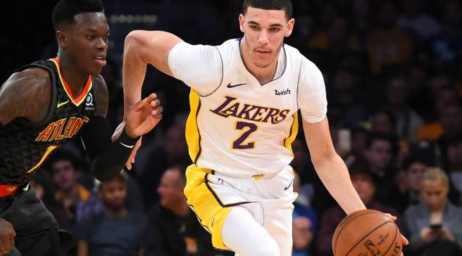 0452989fd6ae  SoleWatch  Lonzo Ball Debuts the ZO2 Prime Remix in Yellow