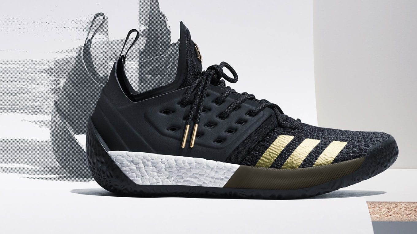 e6c17e1d512 Two New Adidas James Harden Vol. 2  Imma Be A Star   Pioneer ...