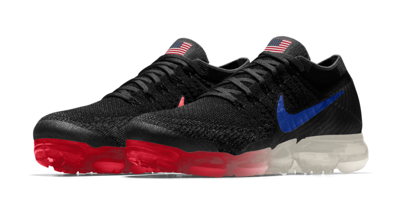 067a52a06466 Nike Adds New Options On NikeiD For the VaporMax