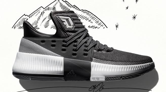 newest e1ee1 055c9 Adidas Made Graduation Shoes for Dame Lillard