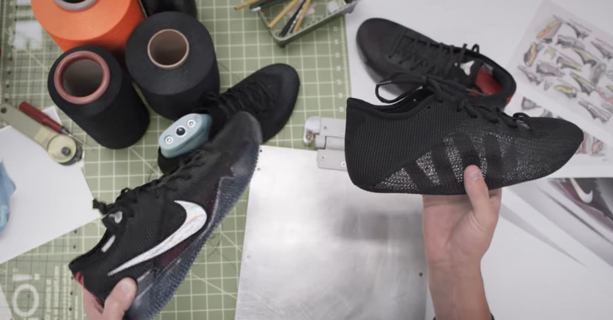 nike 360degree next generation flyknit in action video
