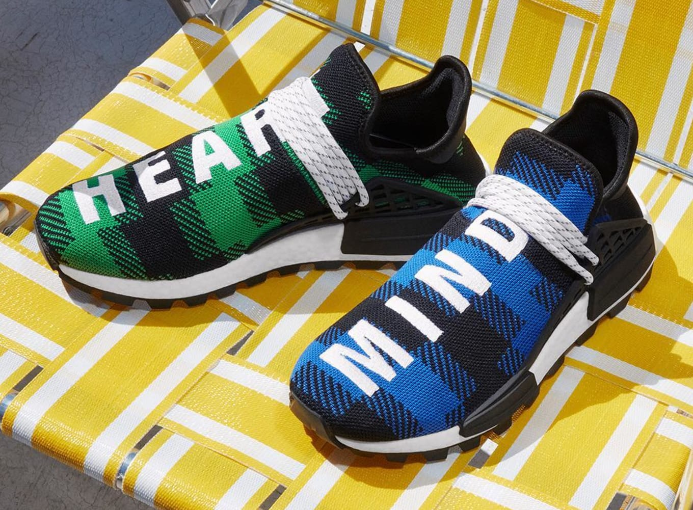 new arrival 8f9b4 5de29 Billionaire Boys Club x Adidas NMD Hu 'Digijack' Collection ...