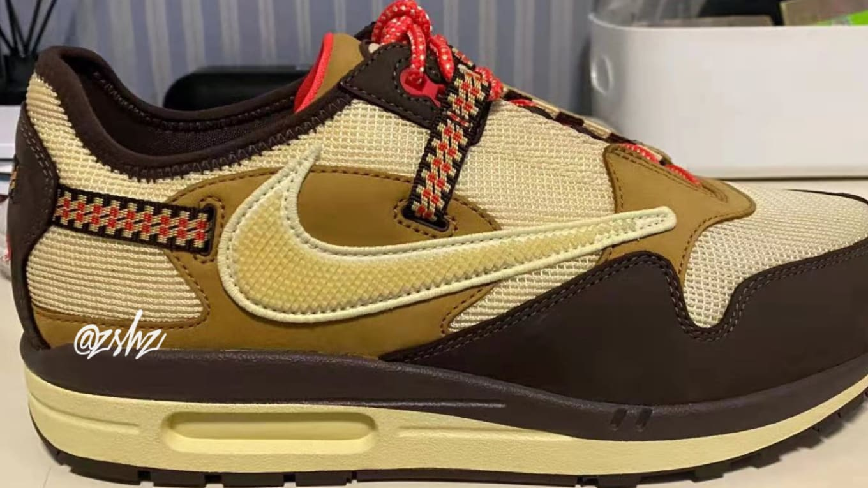 Travis Scott x Nike Air Max 1 Collaboration Release Date | Sole ...