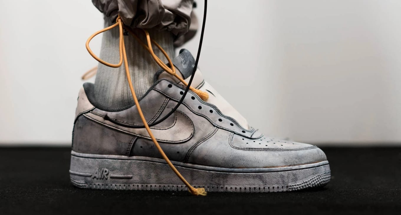 52e6a65752cd A-Cold-Wall  Is Releasing More Nike Air Force 1s. Two low-tops expected to  release this fall.