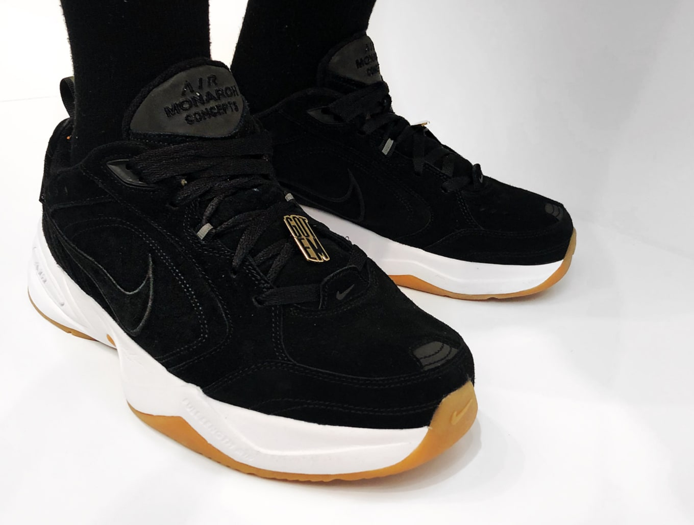 Concepts x Nike Air Monarch Collaboration Revealed. But will it release  e575b8af9