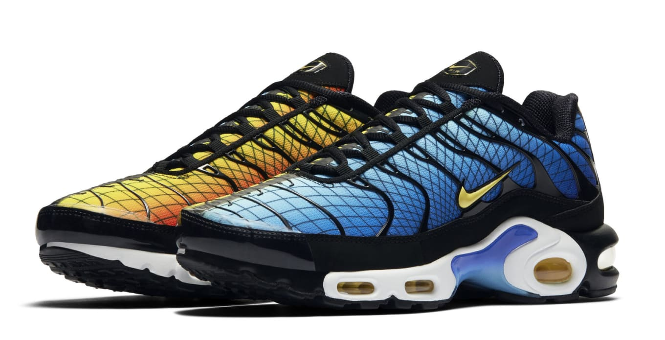 4a35b651e2bef9 Nike Air Max Plus  Greedy  Release Date