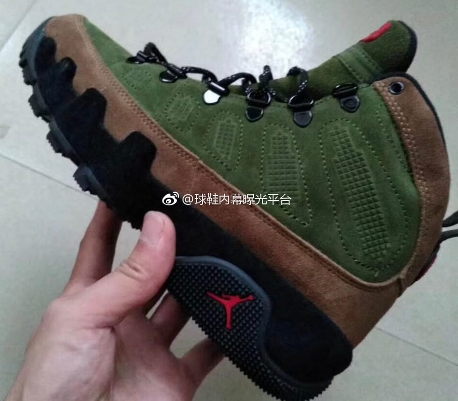 bb38dbe6128a94 Air Jordan 9 Boots Are Coming Back