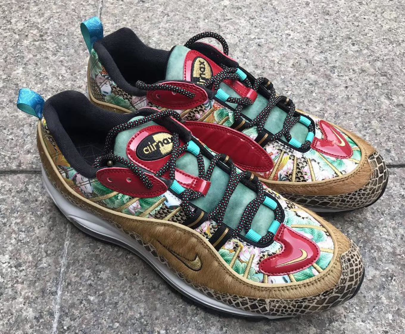 nike air max 98 chinese new year release date sole collector
