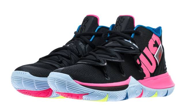 c9b9320ca77f Best Look Yet at the  Just Do It  Kyrie 5