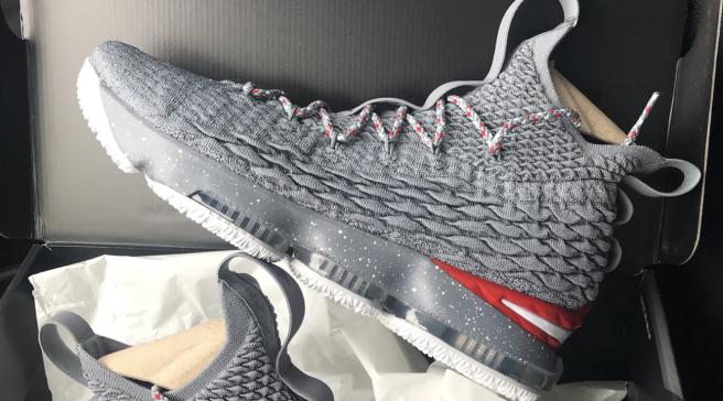 more photos f4d66 1a5e5 Nike LeBron 15 | Sole Collector