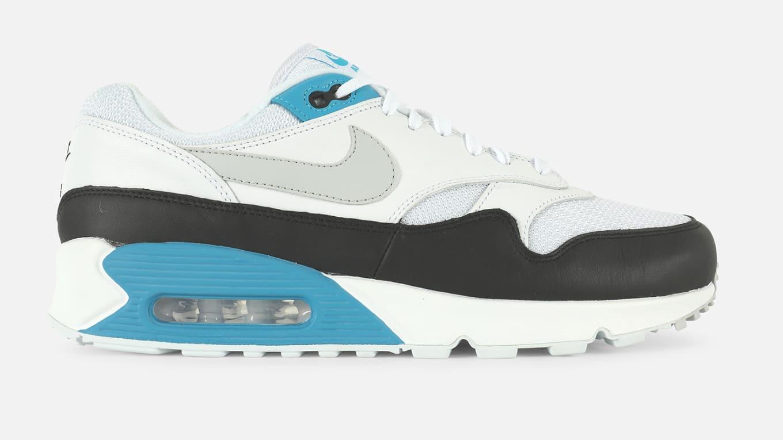 24ffe715a09f Nike Air Max 90 1  Blue Laser