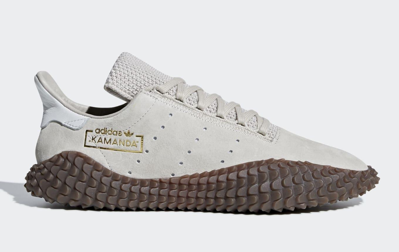 c74dcc662259 Adidas Kamanda 01  Clear Brown Clear Brown Crystal White   Brown Raw ...