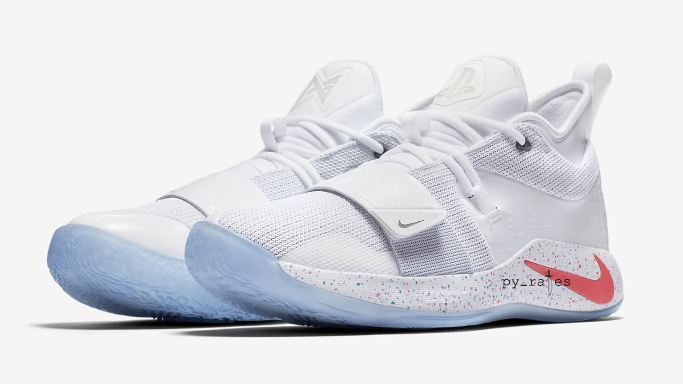 separation shoes a0961 ddb86 Playstation x Nike PG 2.5 Release Date | Sole Collector