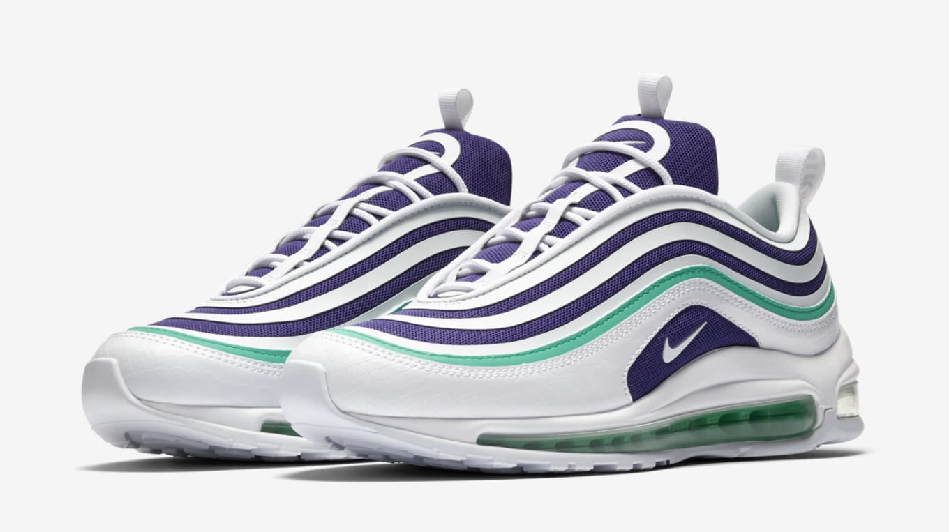 quite nice 4be5f 89a3a Nike Air Max 97 Ultra  Grape  AH6806-102  Sprite  AH6806-101  Black ...