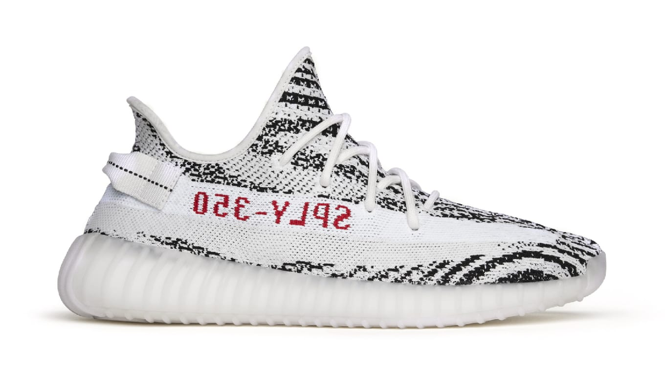 577e1aa5d793a Where to Buy Zebra Adidas Yeezy Boost 350 V2