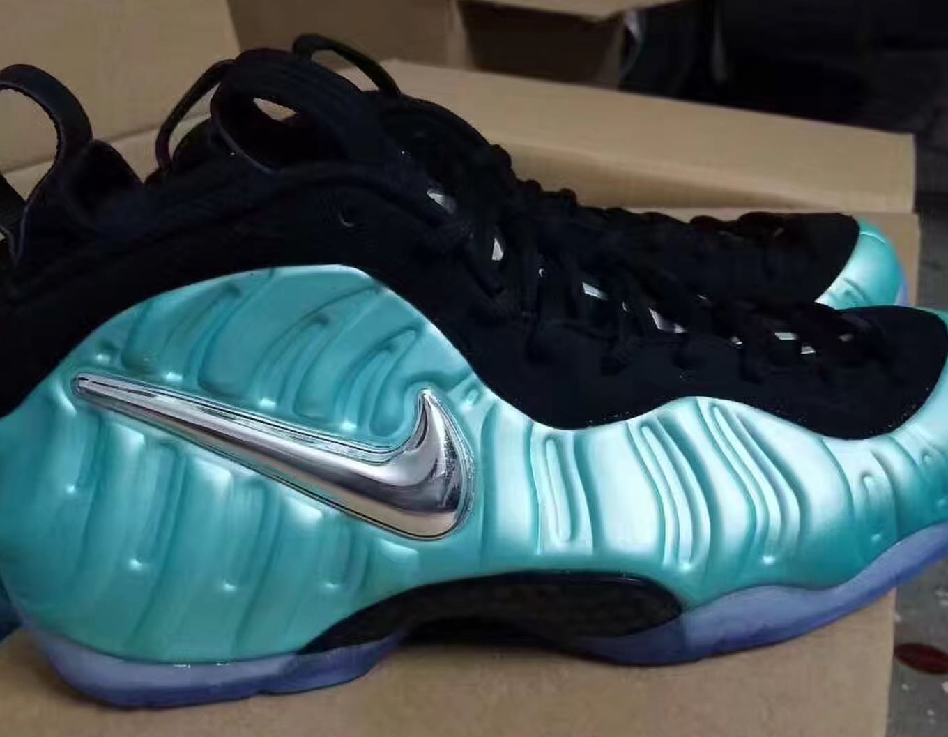 meet 329e5 8a8b2 Nike Air Foamposite Pro