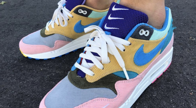 f352c9e64642 Sean Wotherspoon Shows Off His Bespoke Nike Air Max 1s