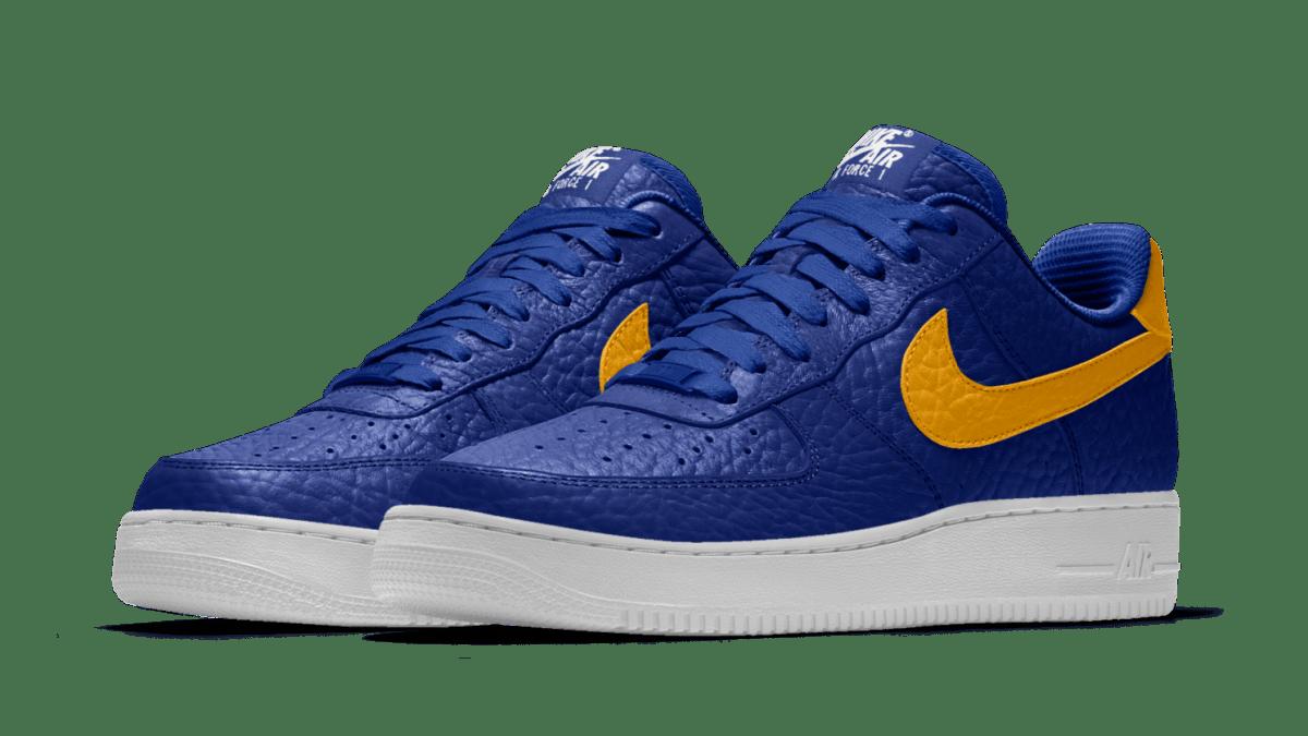 Nba Nike Air Force 1 Teams Custom Sole Collector