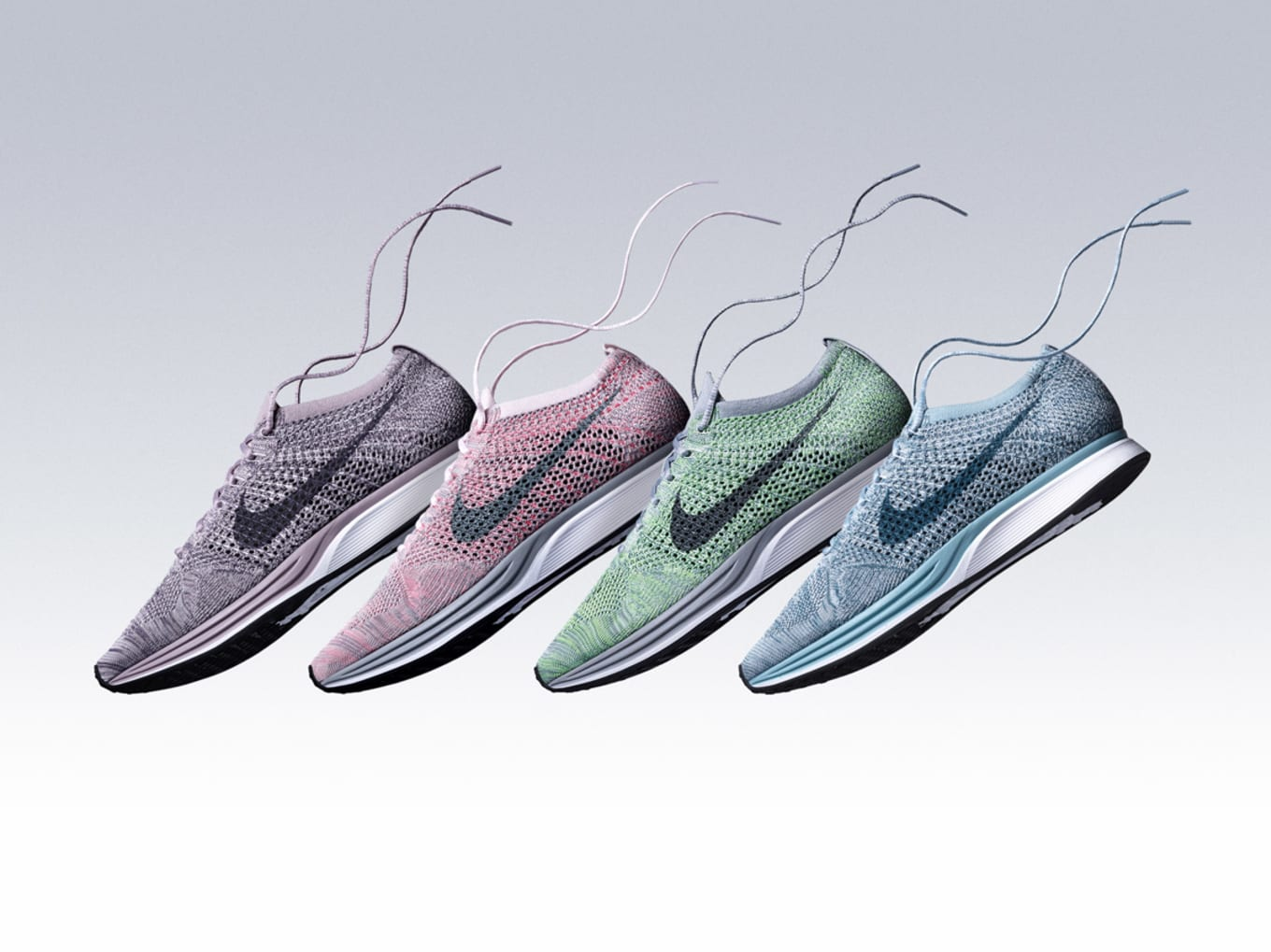 a7e082f30a483 Nike Flyknit Racer. Image via Nike. Following the recent release ...