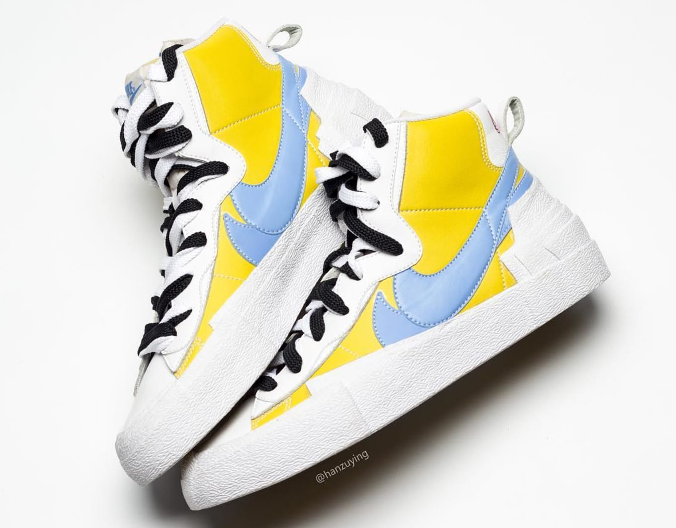 8f8fff14df6b Another Iteration of the sacai x Nike Blazer High Have Surfaced ...