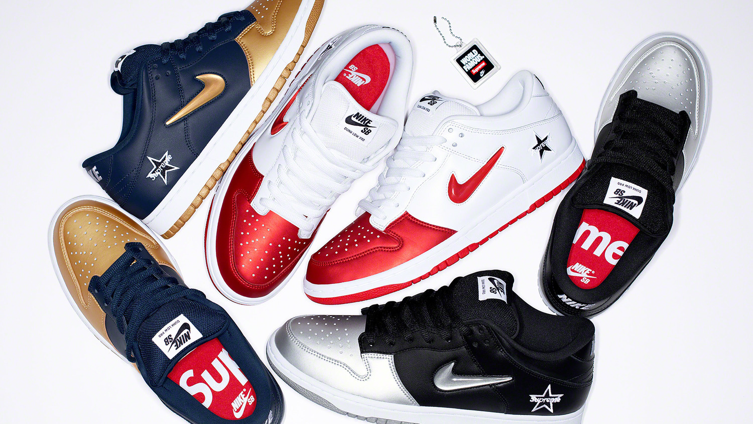 new appearance buy high fashion Supreme x Nike SB Dunk Low OG Release Date | Sole Collector