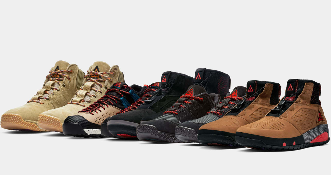 7a929484ac09 Nike Unveils ACG Holiday 2018 Lineup
