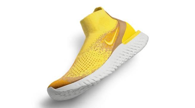 f2c04de3a50 Nike Introduces a Laceless React Sneaker