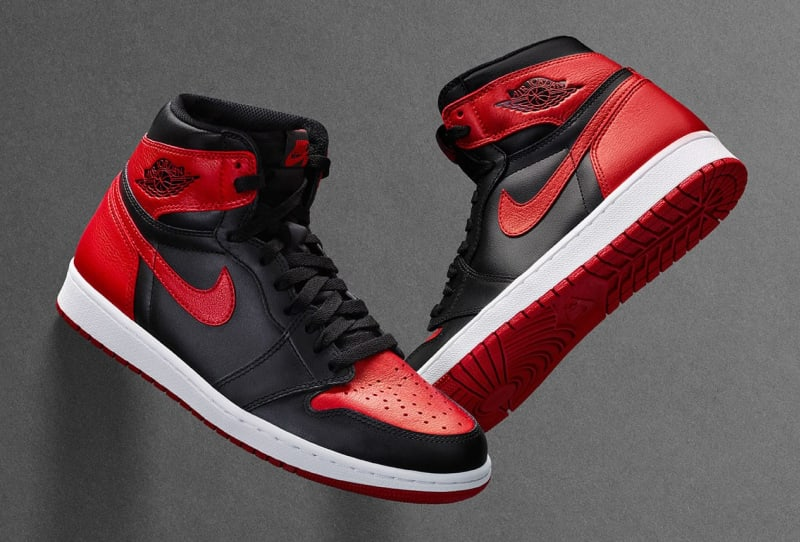 air jordan 1 sales figures