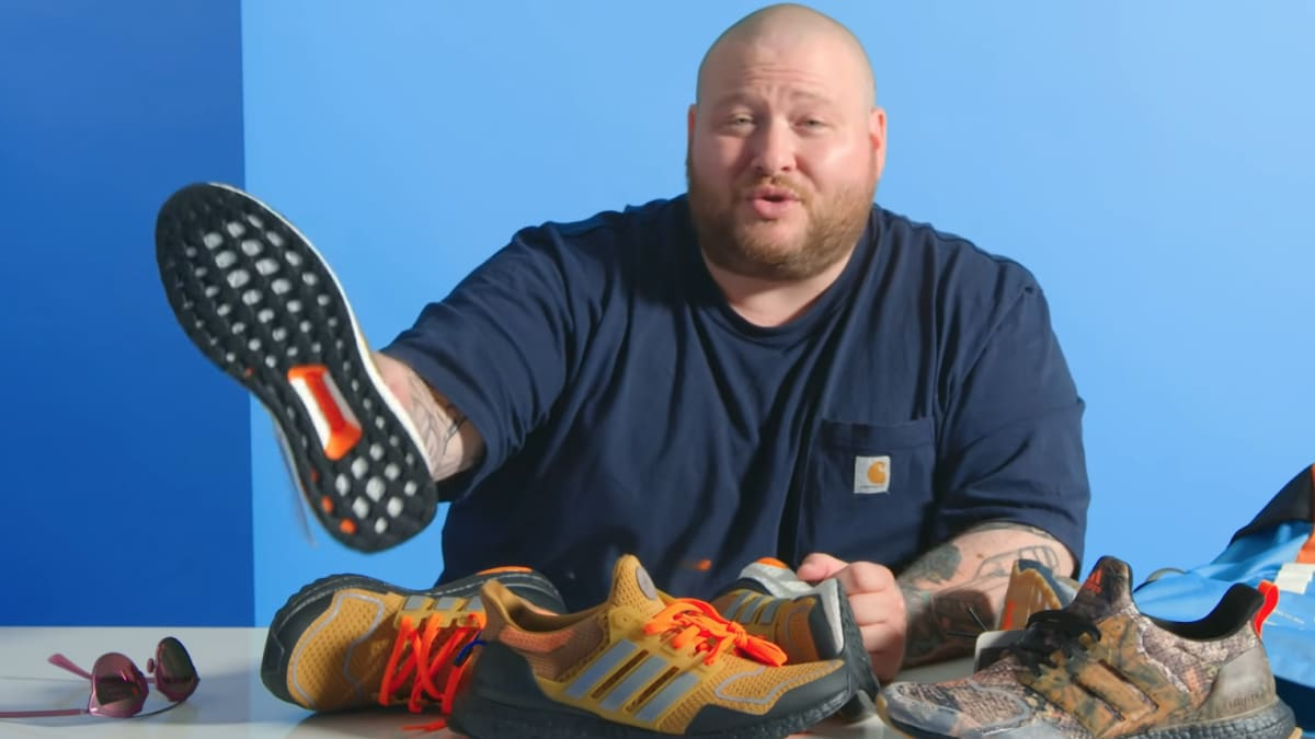 0515e17068d Action Bronson Shares Never-Before-Seen Adidas Ultra Boosts