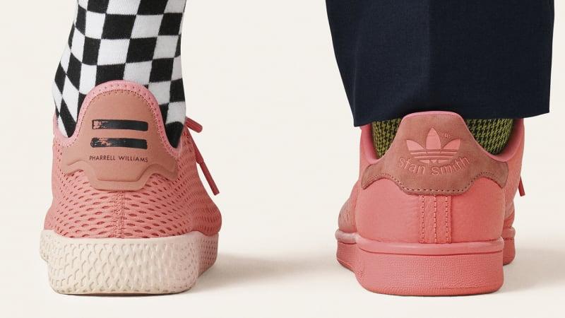 adidas pharrell. image via adidas pharrell d