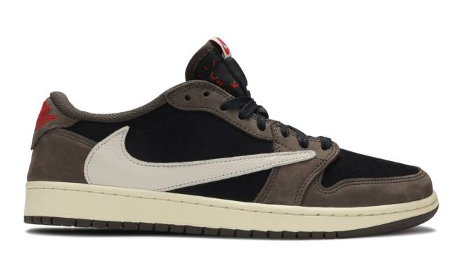 uk availability 0aa7d 03bc0 Best Look Yet at the Travis Scott x Air Jordan 1 Low