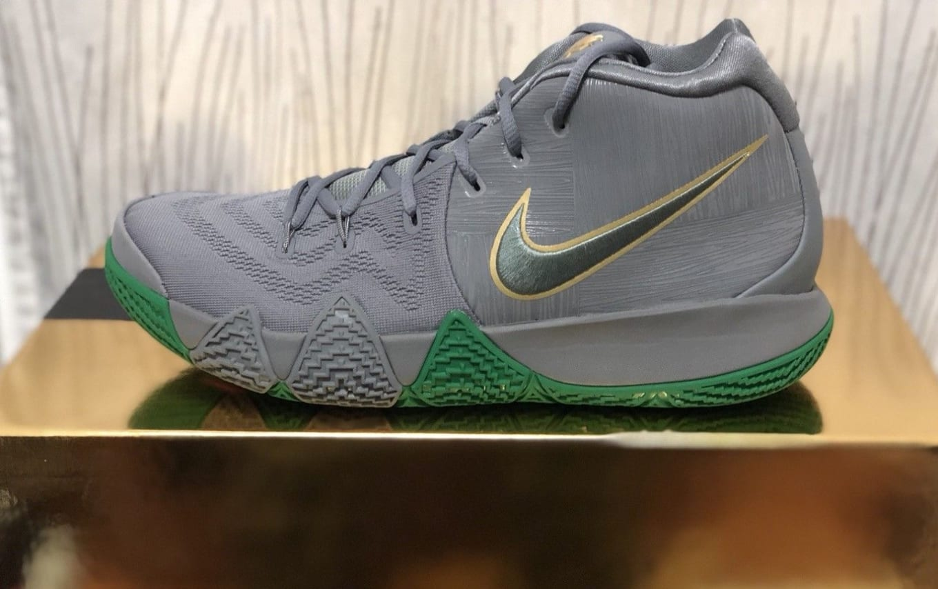 super popular 6e130 35fac Nike Kyrie 4 City Guardians Release Date 943806 001 Profile ...