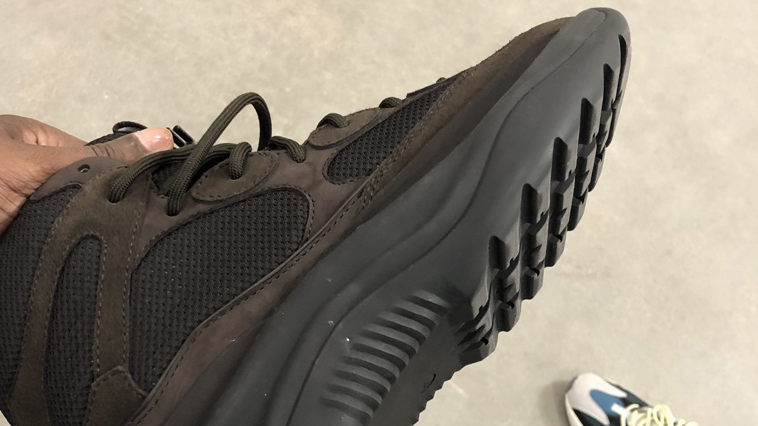 14562529577 Kanye West Spent 6 Months Working on the Yeezy Desert Rat Boot ...