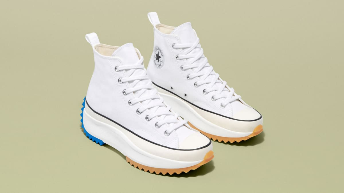 JW Anderson Fused Two Converse Models for His Latest Collab